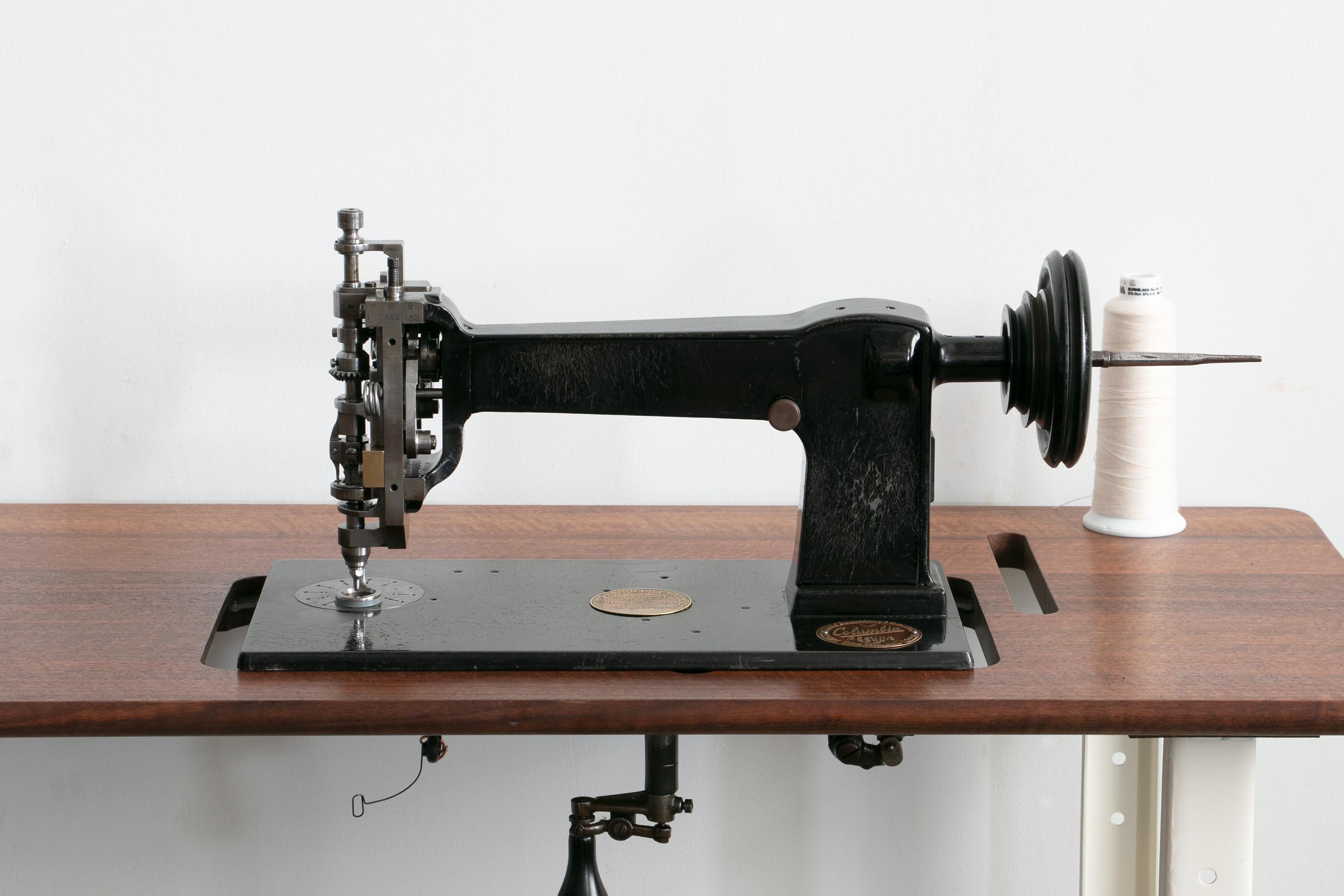 Cornely Machine A Embroidery Machine