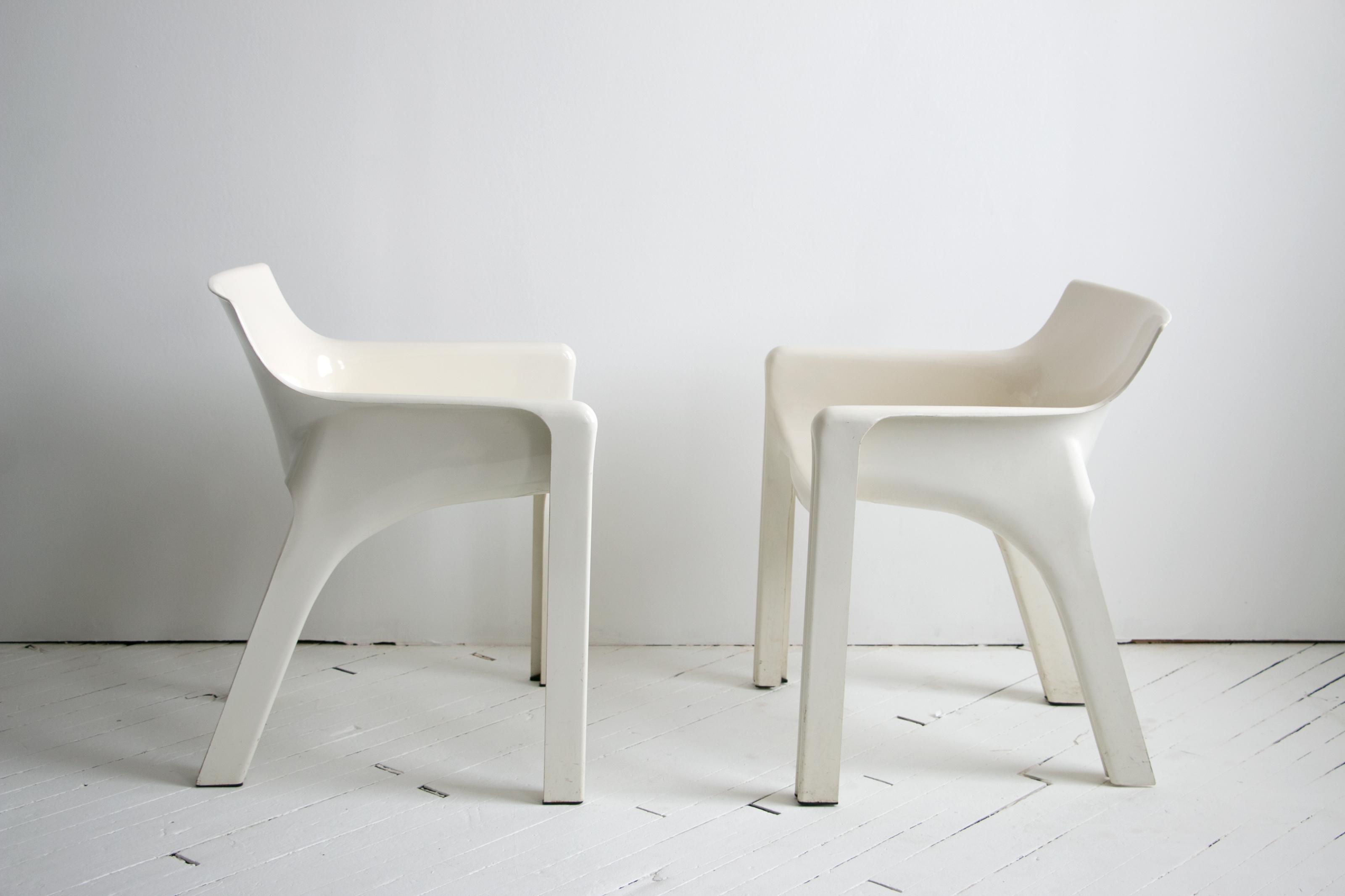 Artemide Gaudi Chairs