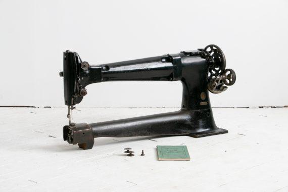Singer 133k15 Long Arm Cylinder Bed Industrial Sewing Machine